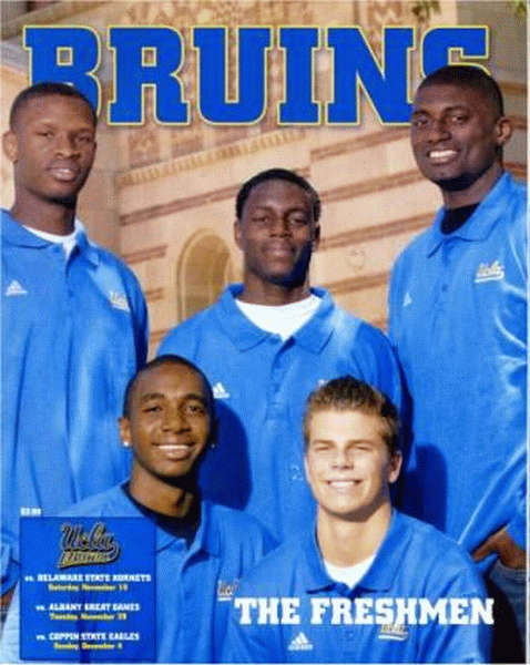 Alfred Aboya at UCLA (top right)